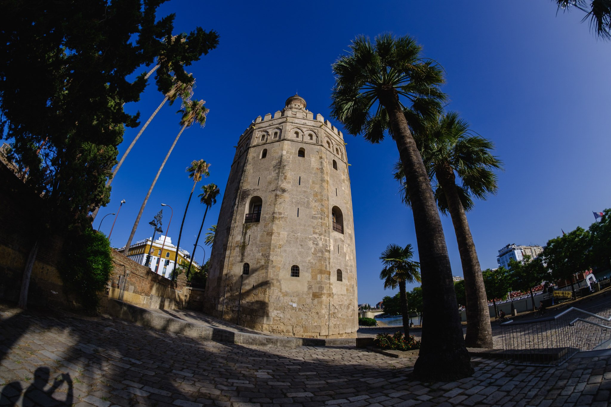 Online Tour Torre del Oro