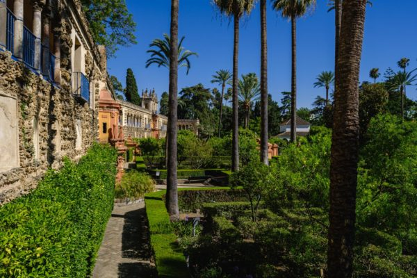 Alcazar Sevilla Online Tour