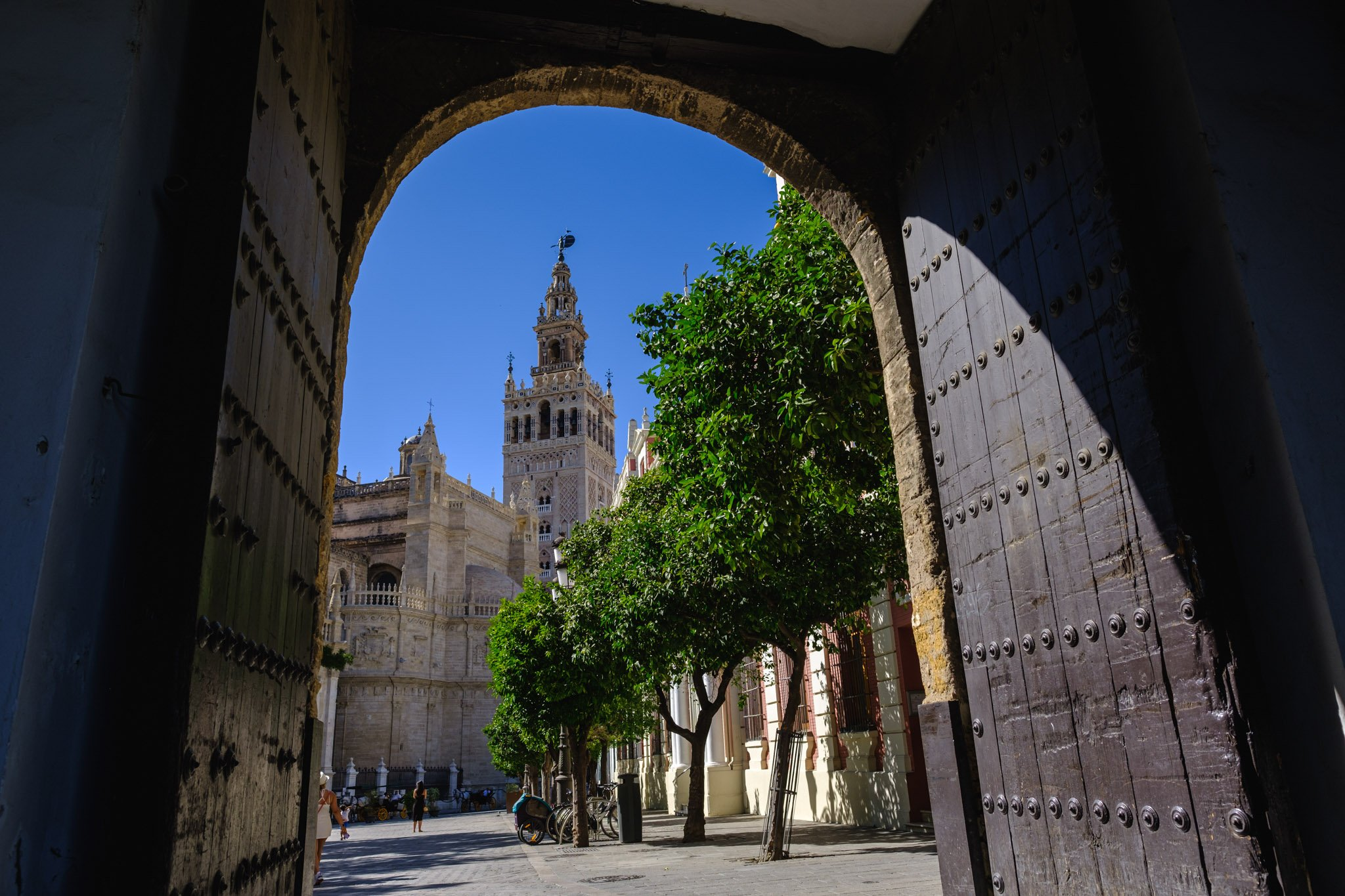 Sevilla Virtual Online Tour